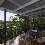 Foto de Mt. Coolum Retreat 'A Bed & Breakfast'
