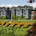Gregynog Hall