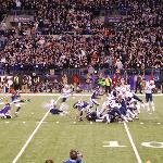 Game winning field goal
