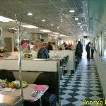 Penny's Diner Interior