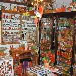 Carrot Museum Display