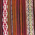  Textiles on display
