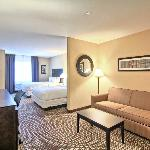 Spacious Suite with 2 Queen Beds and sofa bed