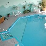 Piscine Pool and whirlpool