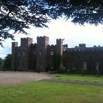 Scone Palace is a short walk from the Dunallan