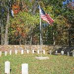 Ball's Bluff Battlefield and National Cemetery