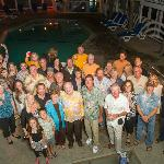 Our family reunion at the Beach Haven Inn