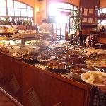 Catalan buffet