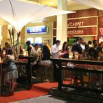 The Red Carpet Champagne Bar Singapore