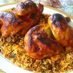 Chicken Kabsa special