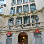  Facade Ibis Notre-Dame Nice