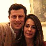 THE OWNERS: Antonella & Ivan