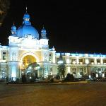 railway station in Lviv