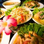 Great Thai cuisine at Enjoy Bkk Bistro & Bar By Jingjo N