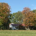 Meadowview Farm in the fall.