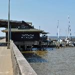 Restaurant, Marina and Bay View