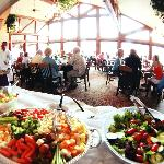 One of not only Estes Park, but Colorado's most scenic dining rooms!