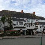 "The Cornishman Inn (enter where it says ""Family Pub""!)"