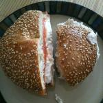 Two halves from different sandwiches. Ask to see before they make your sandwich.