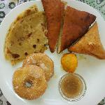 Swahili Breakfast - One of the breakfast offerings