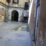  ingresso cortile interno