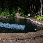 One of the 3 pools