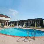 Comfort Inn Near Old Town Pasadena - Eagle Rock Foto