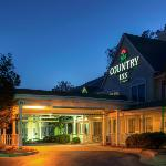 CountryInn&Suites Stafford ExteriorNight