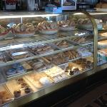deserts and pastries