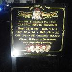 Witch's Dungeon Classic Movie Museum