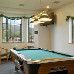 LobbyPool Table Area