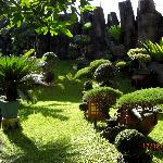  Peti Mas Garden  -my visit in 2008