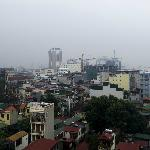  Blick ber Hanoi