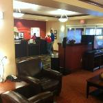 Foto di Hampton Inn & Suites Florence-North/I-95