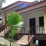 Townhouse rooms at Lonely Beach Resort, Koh Chang