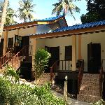 Townhouse rooms, Lonely Beach Resort, Koh Chang