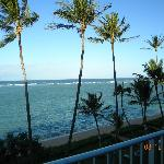  View from the &quot;Hula Paradise&quot; Condo.