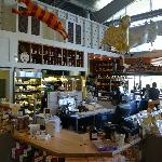  Oxbow Market in Napa - foodie hot spot