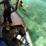  Local fishermen
