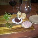 The Crescent Inn, Pork and Pistachio pate