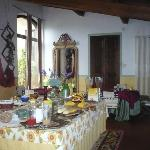  Sala per la colazione &quot;La limonaia&quot;