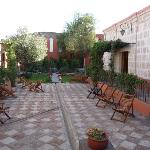the 2nd courtyard