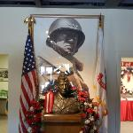 Inside the Museum, General George S. Patton Memorial