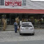 Old Hampton Store and BBQ,