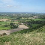  View from Devil&#39;s Dyke