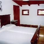 Ulivo House bedroom