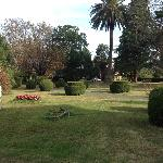  El jardn de la Quinta Duro