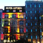 Hotel Astoria am Kurfurstendamm resmi
