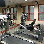 Work out room -