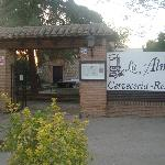 FACHADA DE LA ALMAZARA